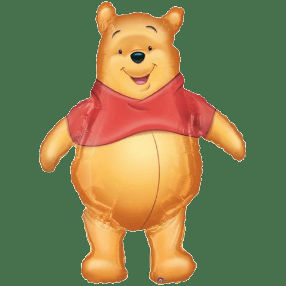 Ходячая фигура шар Винни Пух