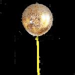 Большой шар с конфетти