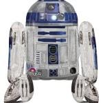 Ходячий воздушный шар R2D2 Звездные Воины