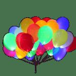 Заказать светящиеся гелиевые воздушные шары с доставкой