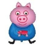 Заказать фольгированный шар Свинка Пеппа с доставкой