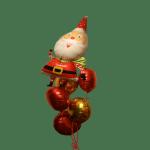Заказать мини-сет шаров новогодний