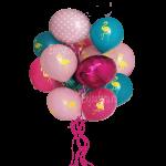 Заказать будет шаров фламинго с доставкой