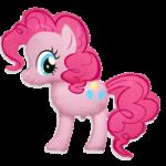 Розовая фигура Пони