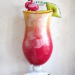 Фольгированный коктейль