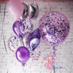"""Набор шаров """"Фиолетовый"""""""